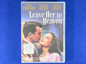 Leave Her To Heaven - DVD - Free Postage !!