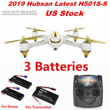 Hubsan X4 H501S S PRO 5.8G FPV Brushless Drone W/1080P Headless Quadcopter RTF