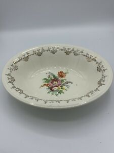 Edwin M Knowles China Co Vegetable Serving Dish