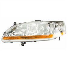 Fits Honda Accord 01-02 Driver Left Headlight Assembly TYC 20-5120-91