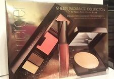 Laura Mercier Sheer Radiance Collection Compact, Blush, Lip, Powder Nib!