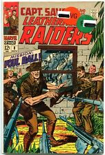 CAPTAIN SAVAGE AND HIS LEATHERNECK RAIDERS #8
