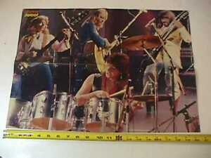 SWEET 20 X15 INCH BRAVO SUPER POSTER desolation boulevard fanny Adams not LP CD