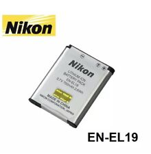 NEW Authentic Original Nikon Coolpix S2500 S3100 S4100 EN-EL19 Li-Ion Battery