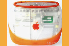 Apple iBook Clamshell G3 Original FIRST Series 1999 OS X = BEAUTIFUL ⭐️⭐️⭐️⭐️⭐
