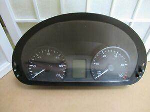 10-17 Mercedes Freightliner Sprinter Gauge Cluster Speedometer Dash Fuel Gas