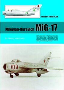 MiG 17 (Warpaint No 124)