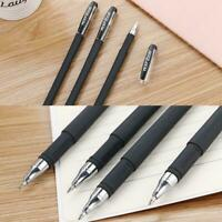 Black Gel Pen Full Matte Water Pen Student Writing Stationery Office Hot Su A6R0
