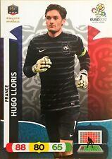 76 Hugo Lloris - UEFA EURO 2012 ADRENALYN XL PANINI (10)