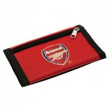 Arsenal Football Club Official Money Foil Printed Wallet with Crest & Cannon
