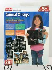 "Animal X Rays Set  8"" x 10"" 28 Pieces Educational Vet Science Set by Roylco T3"