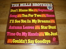 THE MILLS BROTHERS LP Record - sealed
