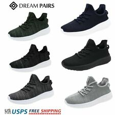 DREAM PAIRS Mens Sneakers Casual Flexible Athletic Gym Running Shoes