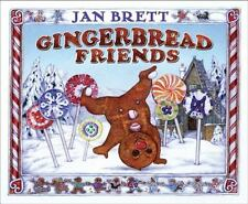 Gingerbread Friends by Jan Brett c2008, NEW Hardcover