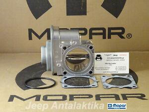 Diesel Throttle Body and Gasket Kit Jeep Liberty 05-07 2.8TD 5142799AA New Mopar