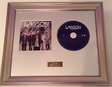 PERSONALLY SIGNED/AUTOGRAPHED LAWSON - JULIET FRAMED PRESENTATION.RARE