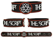THE SCRIPT Rubber Bracelet Wristband Science & Faith #3