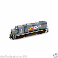 Athearn # 77173  GP38-2, Seaboard Systems - Engine  # 543 HO Scale MIB