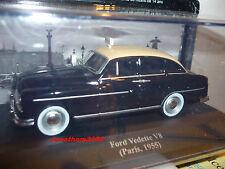 FORD VEDETTE V8 - TAXI PARIS 1955 -  au 1/43 °