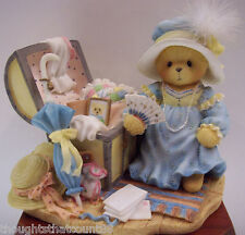 Cherished Teddies KAITLYN 302600 NIB/COA 1998 LE Attic * FREE USA SHIPPING