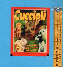 CUCCIOLI -  MASTERS COLLECTION -BUSTINA FIGURINE ANCORA CHIUSA