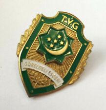 Badge Army Turkmenistan Republic