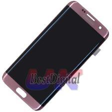 D'origine Ecran LCD Vitre Tactile Pour Samsung Galaxy S7 edge G935 G935F Rose