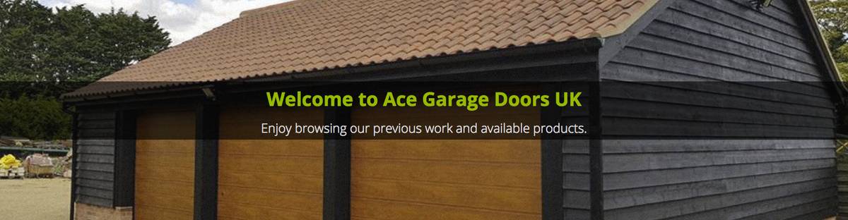 Ace Garage Doors UK