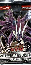YU-GI-OH TCG Potere Assoluto PACK ITA EDITION NEW SEALED