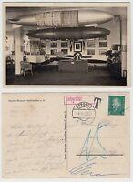 Friedrichshafen Bodensee, Museum Rückkehr des Zeppelin von Weltreise um 1925-30
