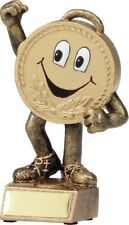 Medal Man Trophy Comic Character 120mm Engraved FREE