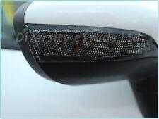 Película perforada Faros tinte de coche ventana Wrap como fly-eye Negro 30cm x107cm