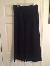 Black Wide Dress Pants BB Dakota 9