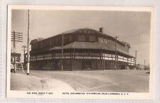 VINTAGE POSTCARD RPPC HOTEL QUEANBEYAN NEAR CANBERRA ACT 1900s