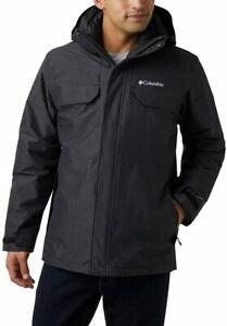 Columbia Mens Cloverdale Interchange Jacket