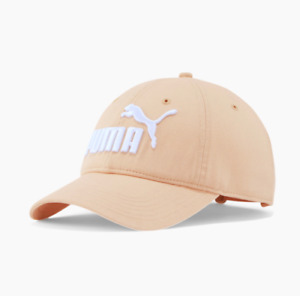 PUMA Hat #1 Relaxed Fit Classic Dad Cap Link Adjustable Hat Cap One Size