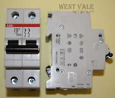 Sistema EBA PRO M-S202 M - 50 A tipo C DOUBLE POLE MCB NUOVO