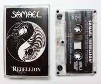 SAMAEL - Rebellion tape cassette METAL MIND black doom dissection mayhem venom