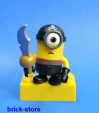 MEGA BLOCKS MINIONS SERIE 3 / FIGUR (Nr.5) PIRATE MINION