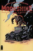 MOONSHINE #7 IMAGE COMICS  COVER B AZZARELLO RISSO 1ST PRINT