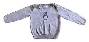 Little White Company Winter Knit Jumper 9-12 Months