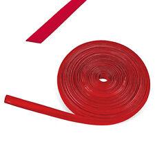 10 lfm Kederband 12 mm rot Kunststoff Leistenfüller für Wohnwagen + Wohnmobil