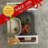 "Funko Pop!Trick R Treat Sam #57 Arched Retired Vinyl Doll ""Mint"" With Protector"