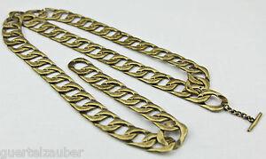 Kettengürtel in 4 verschiedenen Farben Chain Belt 4 different colours 85-95 cm