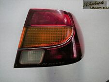 2000 2001 2002 Saturn S Series Sedan Factory Right, Passenger Tail Light.