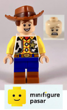 toy025 Lego Disney Pixar Toy Story 10770 - Woody Minifigure - New