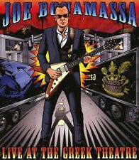 JOE BONAMASSA LIVE AT THE GREEK THEATRE BLU-RAY (Released September 23rd 2016)