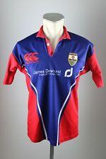 Blackburn BRUFC Rugby Fottball Club Trikot Gr. S jersey #9 Canterbury Shirt