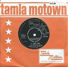 Marvin Gaye & Kim Weston:It takes two/It's got to be a miracle..:UK Tamla Motown