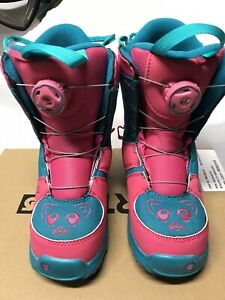 BURTON GROM BOA, Youth Snowboard Boots, Great condition! SIZE 2K